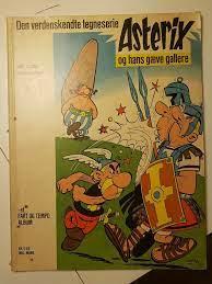 Asterix og hans gæve gallere, – dba.dk – Køb og Salg af Nyt og  Brugt